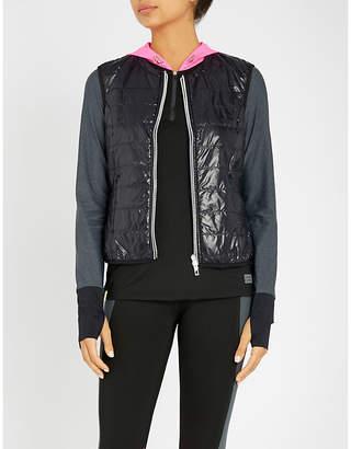Monreal London Warm Up padded shell jacket