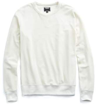 Todd Snyder Terry Sweatshirt in White