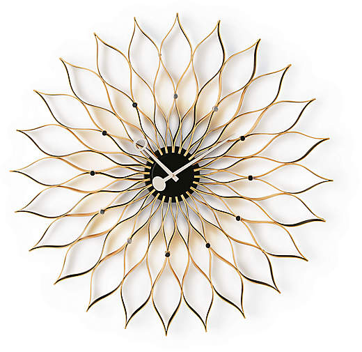 Design Within Reach NelsonTM Sunflower Clock