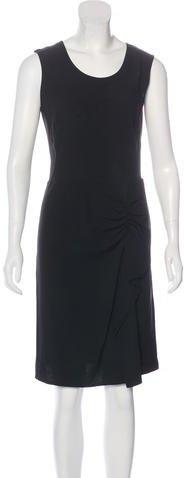 pradaPrada Sleeveless Sheath Dress