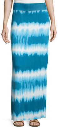 A.N.A Side-Slit Maxi Skirt