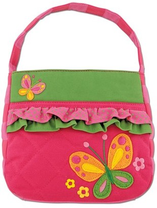 Stephen Joseph Quilted Purse, Butterfly