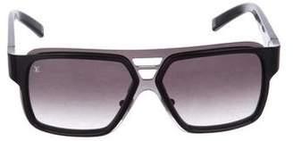 2c4c7309e46 Louis Vuitton Black Women s Sunglasses - ShopStyle