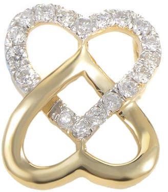 Diamond Select Cuts 14K 0.19 Ct. Tw. Diamond Pendant