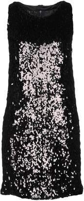 Fabrizio Lenzi NOIRE Short dresses