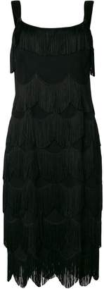 Marc Jacobs fringed shift dress