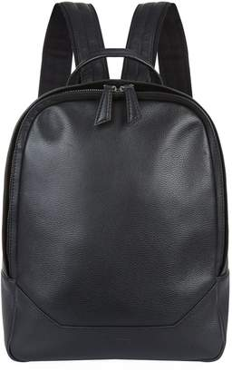 Harrods Leather Backpack