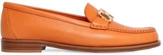 Salvatore Ferragamo 10mm Rolo Leather Loafers