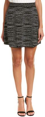 M Missoni Missoni Wool-Blend Mini Skirt