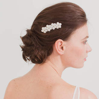 Britten Weddings Wedding Hair Comb With Opals And Crystals