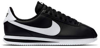 Nike Cortez Basic Leather Athletic Shoes