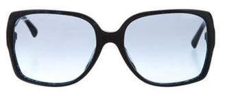 Chanel CC Square Sunglasses w/ Tags