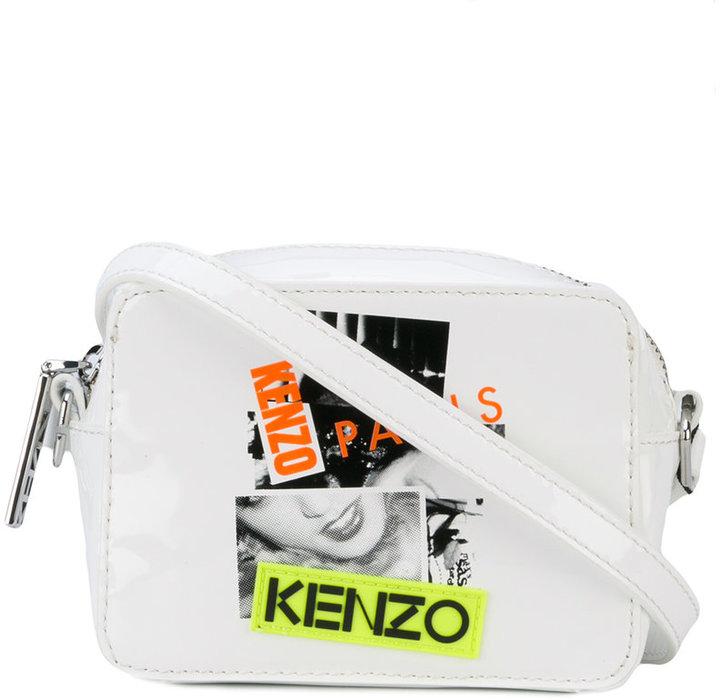 KenzoKenzo Donna Jordan crossbody bag