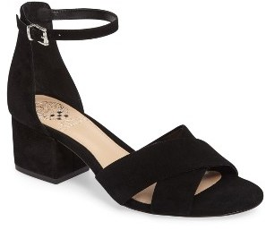 Women's Vince Camuto Florrie Ankle Strap Sandal $118.95 thestylecure.com