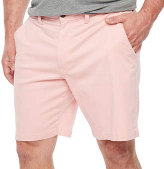 Co THE FOUNDRY SUPPLY The Foundry Big & Tall Supply Mens Stretch Chino Short-Big and Tall