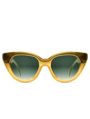 08a900ee6a6ad Oscar de la Renta x Morgenthal Frederics Audrey Sunglasses