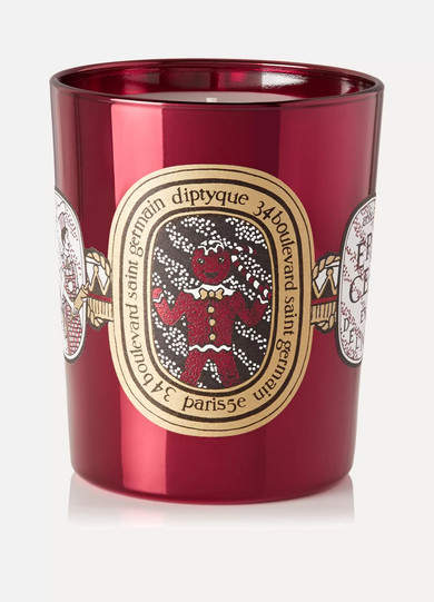 Diptyque - Epices Et Delices Scented Candle, 190g - Red