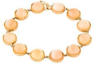 Irene Neuwirth 18K Moonstone Bracelet