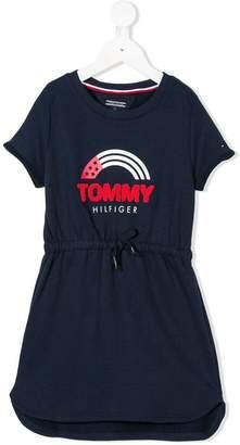Tommy Hilfiger Junior Tommy sweatdress