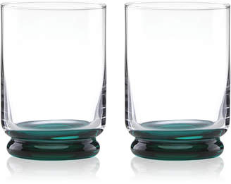 Kate Spade Charles Lane Double Old Fashioned Glasses, Set of 2
