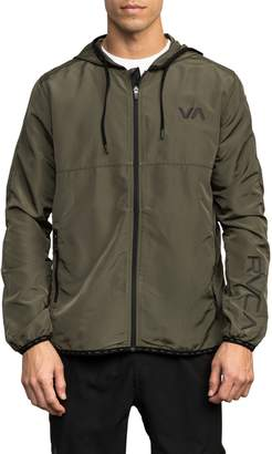 RVCA Axe Packable Water Resistant Jacket