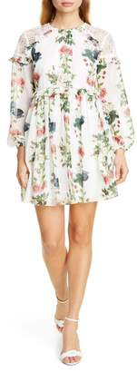 Ted Baker Maryam Oracle Long Sleeve Dress