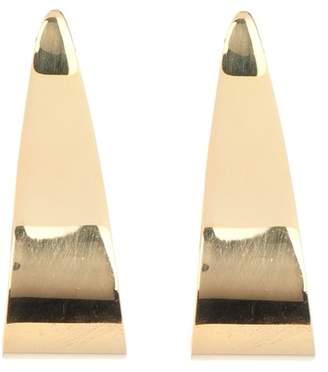 Soko Folded Teardrop Earrings