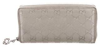 Gucci GG Imprimé Zip Wallet