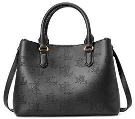 Lauren Ralph Lauren Mini Leather Satchel