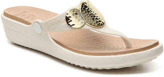 Crocs Sanrah Wedge Sandal - Women's