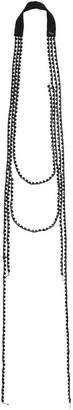 Ann Demeulemeester scarf necklace