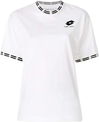 Damir Doma logo trim T-shirt