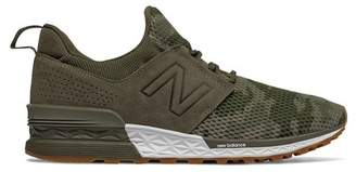 New Balance Lace-Up 574 Sport Decon Sneaker