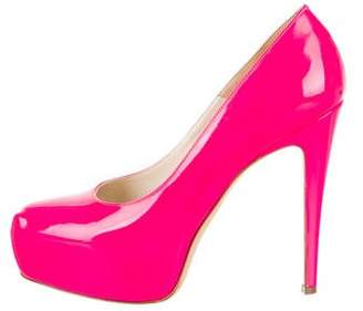 Brian Atwood Platform High Heel Pumps