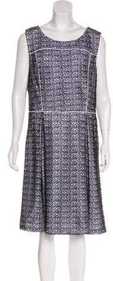 Karl Lagerfeld Lace Knee-Length Dress w/ Tags