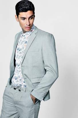 boohoo Slim Fit Suit Jacket