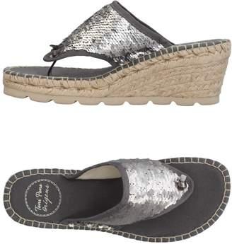 Toni Pons Toe strap sandals - Item 11376278IX