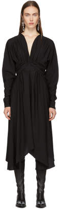 Isabel Marant Black Tamara Dress