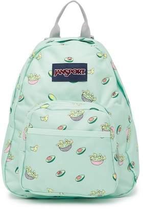 JanSport Half Pint Avocado Party Backpack