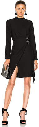 Carven Cut out Dress