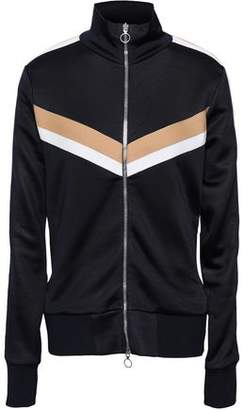 Ninety Percent Striped French Terry Jacket