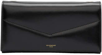 Givenchy Black Chain Wallet