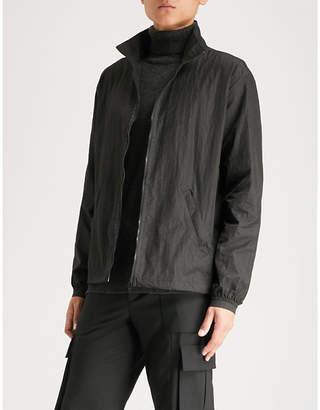 Mki Miyuki-Zoku Crinkled shell track jacket