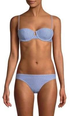 Full Coverage Two-Piece Bikini Set