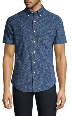 Polo Ralph Lauren Star Print Denim Shirt