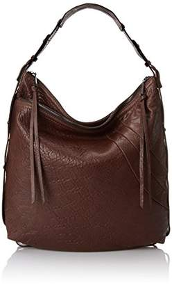 Kooba Handbags Alina Glazed Hobo Bag $498 thestylecure.com