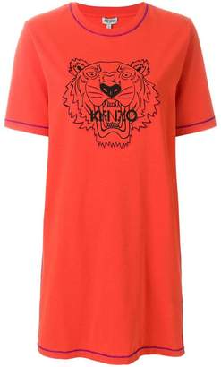 Kenzo Tiger T-shirt dress