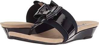Anne Klein AK Sport Women's Impeccable Slide Sandal