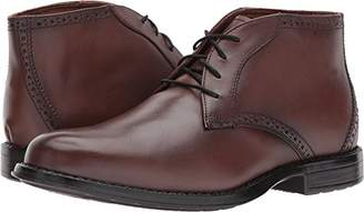 Nunn Bush Men's Russell Plain Toe Chukka Boot