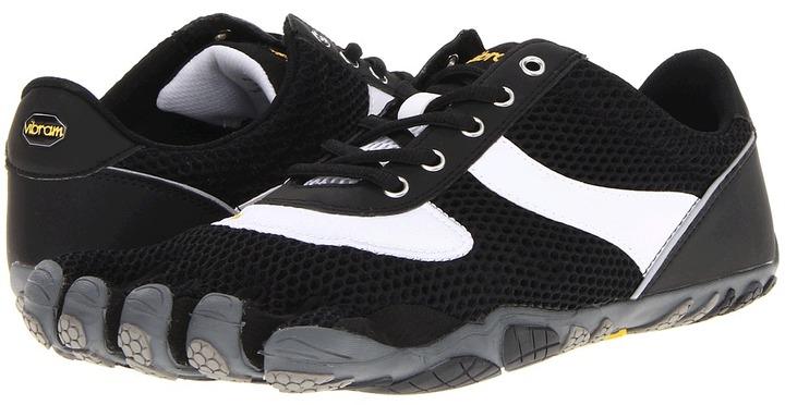 Vibram FiveFingers Speed (Black/White/Black Lace) - Footwear